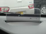 ヘッドアップディスプレイ搭載!車速やシフト位置が表示されます!
