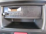 AM/FMラジオ(スピーカー付)
