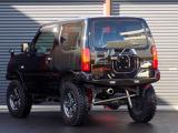 ジムニー ランドベンチャー 4WD 社外ナビTV リフトUP 社外マフラー&グリル