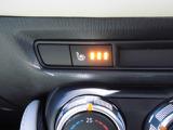 F席には、冬場に有り難いシートヒーターが装備されてます。