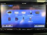 ナビ(AVN-Z05i)フルセグ、CD、Bluetoothなどのメディアが使用できます♪