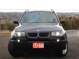 BMW X3 2.5i 4WD