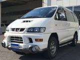 デリカスぺースギア 2.8 シャモニー ハイルーフ ディーゼル 4WD