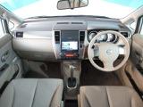 日産 ティーダ 1.5 15M SV+プラズマ アンシャンテ 助手席回転シート