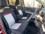 大柄な方にも対応した座り心地のいいシートと広い室内で快適なドライブをお楽しみいただけます。
