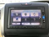 ワンセグTVの視聴や、Bluetooth再生など多機能な高性能インターナビです!