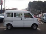 三菱 ミニキャブバン M ハイルーフ 5AMT車
