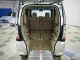 N-BOX+  福祉車両 車椅子固定 ナビ CTBA