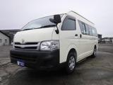 ハイエース  幼児バス2.7G乗車定員4+18人 4WD