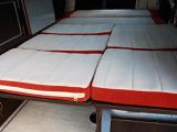 ベッド展開では縦198cm 横100cmのサイズがございます!