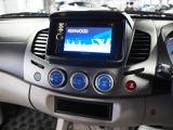 トライトン 3.5 4WD 1ナンバー ベッドライナー 社外メモリーナビ