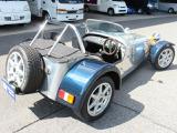 バーキン7  1.6ケントエンジン オープンカー 15インチAW