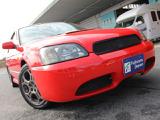 スバル レガシィB4 2.0 ブリッツェン 2001モデル 4WD