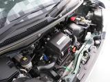 高性能DOHCエンジン、レースシーンで培った技術を惜しみなく投入。出力特性、低燃費、静粛性、すべてを高いレベルで達成する軽量コンパクトなエンジンです。