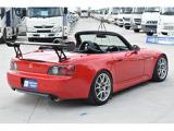 S2000 2.0 ベース 車高調 GTウィング マフラー
