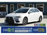三菱 ランサーエボリューション 2.0 GSR X 4WD