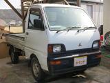 三菱 ミニキャブトラック Vタイプ 三方開 4WD