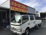トヨタ ダイナ 3.0 ダブルキャブ ロング ジャストロー ディーゼル