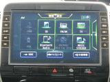 【オーディオ】CDやブルーレイ再生の他にTVも視聴可能。Bluetoothオーディオも対応でスマートフォンからお気に入りの音楽を車内で楽しめます。
