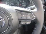ハンドルには、オーディオをコントロールできるスイッチが付いております♪運転中でもハンドルから手を離すことなくオーディオ操作が可能です!安全運転にも役立ちます。