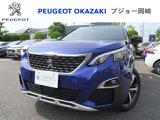 プジョー 3008 GT ブルーHDi