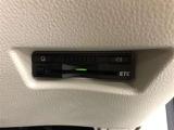ETC付きです。高速道路のゲートをキャッシュレスでスイスイ通過!遠出をされる方にも便利なアイテムです。