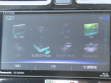 フルセグTV・DVD・ブルーレイ・音楽録音・ブルートゥースオーディオがご使用になれます。
