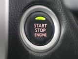 プッシュボタンでエンジンスタート!鍵を探す手間がなくなります!