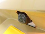 バックカメラがついているので、バックでの駐車も安心です。