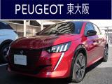プジョー e-208 GTライン
