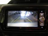 車庫入れや縦列駐車に威力を発揮するバックモニターを装備!!一度使うと手放せません!!