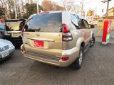 トヨタ ランドクルーザープラド 4.0 TZ 4WD