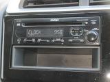フィットに付いているギャザズ1DINCDチューナー(CX-154C)はCDプレーヤー・AM/FMチューナー付です。お好みの音楽を聞きながらのドライブは楽しさ倍増ですね!