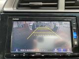 バックカメラで駐車もラクラクです!