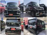 ダイハツ タントカスタム X トップエディション SAII 4WD