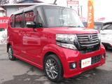 ホンダ N-BOX+カスタム G ターボ Aパッケージ 2トーンカラースタイル 4WD