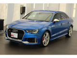 RS3セダン 2.5 4WD
