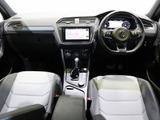 フォルクスワーゲン ティグアン TDI 4モーション Rライン 4WD