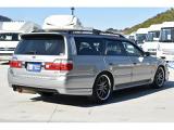 ステージア 2.5 25t RS V エアロパッケージ MT載替公認 車高調