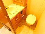 マリントイレ 混合栓洗面台 ガス温水ボイラー