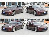 フェアレディZロードスター 3.5 バージョン ST 車高調 黒革
