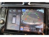 【360度ビューモニター】車両の前後左右に備えた計4つのカメラを活用し、車両上方から見たトップビューのほか、フロントビュー、リアビュー、左右サイドビューの映像をセンターディスプレイに表示いたします!