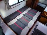 ダイネットはベッド展開可能です。 ベッド寸法 180×125センチ☆