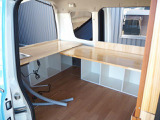 NV100クリッパー 移動販売車 移動販売車 キッチンカー フレンチバス仕様