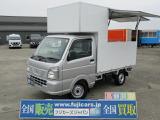 NT100クリッパー 移動販売車 移動販売車 キッチンカー 新規製作オリジナルBOX