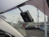 純正オプションのドライブレコーダー
