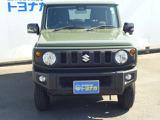 ジムニー XL スズキ セーフティ サポート 4WD AT ディスプレイ付CDオーディオ