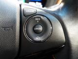 高速道路で便利な【クルーズコントロール】も装着済み。アクセルを離しても走行ができる装備です。加速減速もスイッチ操作でOKです。