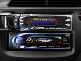 【オーディオ機能】CD/MDプレーヤーを装備♪もちろんFM/AMラジオもお聞きいただけますよ♪