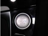 ワンプッシュでエンジンスタート。キーを取出す必要がありません。